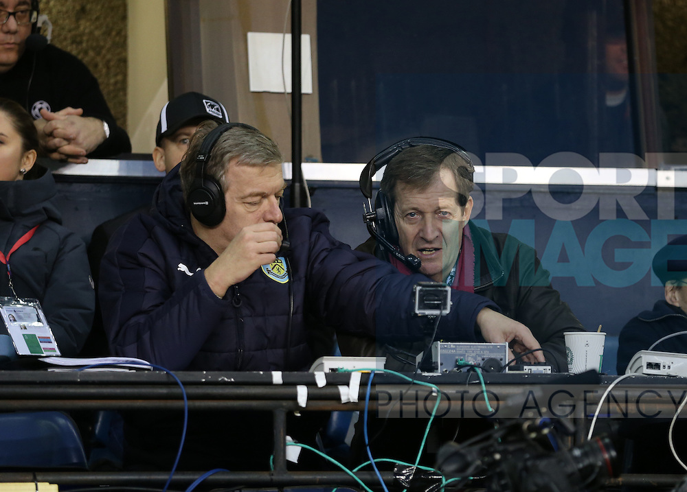 Former Labour spin doctor Alastair Campbell looks on during the Premier League match at White Hart Lane Stadium, London. Picture date December 18th, 2016 Pic David Klein/Sportimage