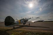 """Hawker Hurricane """"HC-465""""<br /> Tour De Sky 2014 Oulu<br /> Petri Juola Photography<br /> petrijuola.com"""