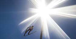 06.01.2014, Paul Ausserleitner Schanze, Bischofshofen, AUT, FIS Ski Sprung Weltcup, 62. Vierschanzentournee, Bewerb, im Bild Lukas Hlava (CZE) // Lukas Hlava (CZE) during Competition of 62nd Four Hills Tournament of FIS Ski Jumping World Cup at the Paul Ausserleitner Schanze, Bischofshofen, Austria on 2014/01/06. EXPA Pictures © 2014, PhotoCredit: EXPA/ JFK