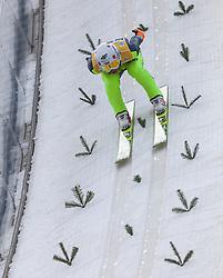 03.01.2014, Bergisel Schanze, Innsbruck, AUT, FIS Ski Sprung Weltcup, 62. Vierschanzentournee, Training, im Bild Kamil Stoch (POL) // Kamil Stoch (POL) during practice Jump of 62nd Four Hills Tournament of FIS Ski Jumping World Cup at the Bergisel Schanze, Innsbruck, <br /> Austria on 2014/01/03. EXPA Pictures © 2014, PhotoCredit: EXPA/ JFK