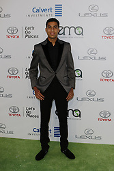 BURBANK, CA - OCTOBER 22: Actor Marcus Schribne attends the 26th annual EMA Awards presented by Toyota and Lexus and hosted by the Environmental Media Association at Warner Bros. Studios on October 22, 2016 in Burbank, California. Byline, credit, TV usage, web usage or linkback must read SILVEXPHOTO.COM. Failure to byline correctly will incur double the agreed fee. Tel: +1 714 504 6870.