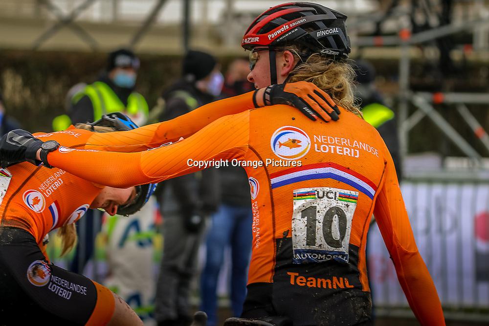 30-01-2021: Wielrennen: WK Veldrijden: Oostende
