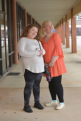 """EXCLUSIVE: June Shannon (Mama June) and her daughters, Alana Thompson (Honey Boo Boo) and Lauryn Shannon (Pumpkin) and her boyfriend, Josh Efird, their 2 month old daughter, Ella Grace Efird, sister JoAnne Shannon (Doe Doe), and niece Amber Busby and other family members raise money for the Children's Hospital of Macon in Hampton, Ga. on February 18, 2018. They had a fan meet and greet at Last Chance Liquidators, Doe Doe's store. They sold raffle tickets for mystery boxes of products, homemade slime, and signed posters of their new television show on the WE network, """"Mama June, From Not to Hot"""". Alana stayed up to 5 a.m to make 450 jars of slime. They are donating half the proceeds and garnering more support on social media for the cause. 18 Feb 2018 Pictured: Honey Boo Boo and Mama June. June Shannon (Mama June) and her daughters, Alana Thompson (Honey Boo Boo) and Lauryn Shannon (Pumpkin) and her boyfriend, Josh Efird, their 2 month old daughter, Ella Grace Efird, sister JoAnne Shannon (Doe Doe), and niece Amber Busby and other family members raise money for the Children's Hospital of Macon in Hampton, Ga. on February 18, 2018. They had a fan meet and greet at Last Chance Liquidators, Doe Doe's store. They sold raffle tickets for mystery boxes of products, homemade slime, and signed posters of their new television show on the WE network, """"Mama June, From Not to Hot"""". Alana stayed up to 5 a.m to make 450 jars of slime. They are donating half the proceeds and garnering more support on social media for the cause. Photo credit: Dana Mixer / MEGA TheMegaAgency.com +1 888 505 6342"""