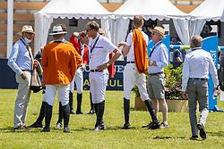 Team NED, Ehrens Rob, Greve Willem, Smolders Harrie, Houtzager Marc, SchuttertFrank, Lansink Jos<br /> CSIO La Baule 2021<br /> © Hippo Foto - Dirk Caremans<br />  11/06/2021