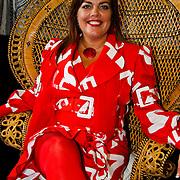 NLD/Amsterdam/20100531 - 1e Repetitiedag Crazy Shopping de Musical, Carolina Mout