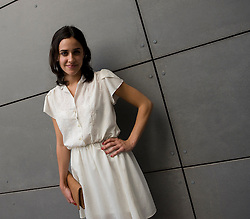 Spanish actress Macarena GarcÌa portraits following the announcement of 'Snow White' as the Spanish film nominated for the Oscars in 2013, September 30, 2012. Photo by Oscar Gonzalez / i-Images..SPAIN OUT