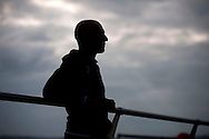 Bob Bradley overlooking the beach in Swansea after he is officially announced as the new Swansea city manager  at a press conference at the Marriott Hotel in Swansea, South Wales on Friday 7th October 2016.  pic by Phil Rees, Andrew Orchard sports photography