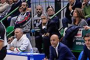 DESCRIZIONE : Campionato 2015/16 Serie A Beko Dinamo Banco di Sardegna Sassari - Consultinvest VL Pesaro<br /> GIOCATORE : Marco Calvani<br /> CATEGORIA : Tifosi Pubblico Spettatori VIP<br /> SQUADRA : Dinamo Banco di Sardegna Sassari<br /> EVENTO : LegaBasket Serie A Beko 2015/2016<br /> GARA : Dinamo Banco di Sardegna Sassari - Consultinvest VL Pesaro<br /> DATA : 23/11/2015<br /> SPORT : Pallacanestro <br /> AUTORE : Agenzia Ciamillo-Castoria/L.Canu