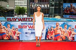 May 30, 2017 - Berlin, Berlin, Deutschland - Ilfenesh Hadera beim Photocall zum Kinofilm 'Baywatch' im Sony Center. Berlin, 30.05.2017 (Credit Image: © Future-Image via ZUMA Press)