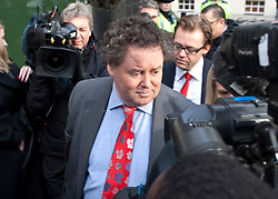 © under license to London News Pictures. 14.12.2010. Mark Stephens, Julian Assange's lawyer arrives at Westminster Magistrates Court today (Tues). Credit should read Matt Cetti-Roberts/London News Pictures