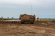 Military armoured vehicle