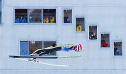 31.12.2017, Olympiaschanze, Garmisch Partenkirchen, GER, FIS Weltcup Ski Sprung, Vierschanzentournee, Garmisch Partenkirchen, Training, im Bild Kento Sakuyama (JPN) // Kento Sakuyama of Japan during his Practice Jump for the Four Hills Tournament of FIS Ski Jumping World Cup at the Olympiaschanze in Garmisch Partenkirchen, Germany on 2017/12/31. EXPA Pictures © 2017, PhotoCredit: EXPA/ Jakob Gruber