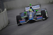 31 August - 2 September, 2012, Baltimore, Maryland USA.Tony Kanaan (11) .(c)2012, Jamey Price.LAT Photo USA
