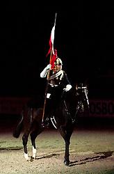 British Open Show Jumping at Hallam FM ArenaCopyright Paul David Drabble24th April 2003<br /> [