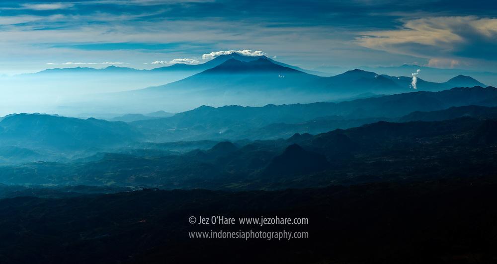 Mount Halimun-Salak National Park, Bogor, West Java, Indonesia