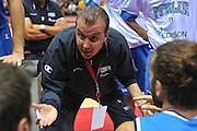 Danzica - Polonia 05 Agosto 2012 - TORNEO INTERNAZIONALE SOPOT CUP - Polonia Italia<br /> Nella Foto : SIMONE PIANIGIANI<br /> Foto Ciamillo