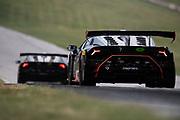June 6, 2021. Lamborghini Super Trofeo, VIR: 7 Mark Issa, Sandro Espinosa, TR3 Racing, Lamborghini Miami, Lamborghini Huracan Super Trofeo EVO
