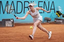 May 8, 2018 - Madrid, Spain - Ukrainian Elina Svitolina during Mutua Madrid Open 2018 at Caja Magica in Madrid, Spain. May 08, 2018. (Credit Image: © Coolmedia/NurPhoto via ZUMA Press)