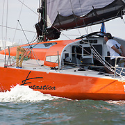 Giancarlo sur Fantastica / Class 40 N°126