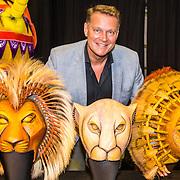 NLD/Aalsmeer/20160920 - Castpresentatie The Lion King, Albert Verlinde