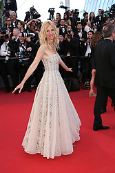 Sandrine Kiberlain arriving at Les Fantomes d'Ismael screening and opening ceremony held at the Palais Des Festivals in Cannes, France on May 17, 2017, as part of the 70th Cannes Film Festival. Photo by David Boyer/ABACAPRESS.COM