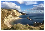 Man of War Beach, Lulworth Dorset Jurassic Coast