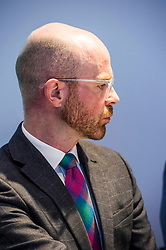 """Pictured: Martin Docherty-Hughes, SNP, MSP for West Dumbartonshire<br /> This week marks 100 days since the arrest of Jagtar Singh Johal, a Scottish Sikh from Dumbarton who has been held by Indianpolice without charge since 4 November 2017.  The arrest came two weeks after Jagtar, also known as 'Jaggi"""" travelled to india from Scotland for his wedding.<br /> <br /> <br /> Ger Harley 