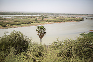 22012018. Niger. Niamey. Grand hotel. Grand Hotel. Fleuve Niger.
