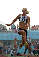 Friidrett<br /> Junior-VM 2006<br /> Beijing Kina<br /> 19.08.2006<br /> Foto: Hasse Sjögren, Digitalsport<br /> NORWAY ONLY<br /> <br /> Ida Marcussen