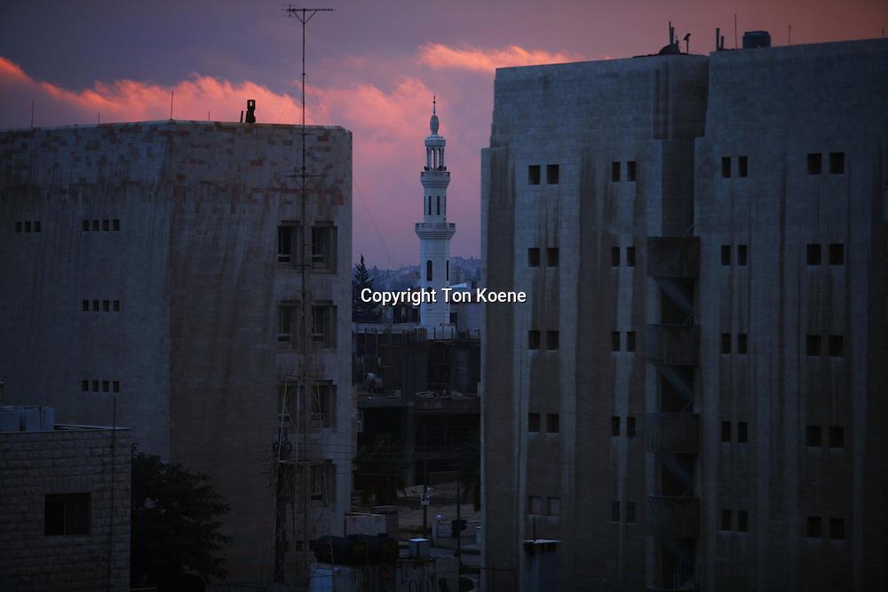 mosque in Amman, Jordan