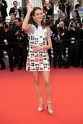 Stacy Martin attends the screening of Oh Mercy during the opening ceremony of 72nd Cannes Film Festival on May 22, 2019 in Cannes, France.<br /> Photo by David Niviere/ABACAPRESS.COM