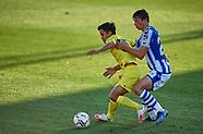 Villareal v Real Sociedad, 02/09