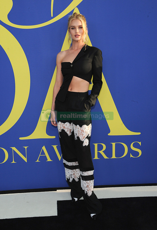 BROOKLYN, NY - JUNE 4: Sarah Paulson at the 2018 CFDA Fashion Awards at the Brooklyn Museum in New York City on June 4, 2018. 04 Jun 2018 Pictured: Rosie Huntington-Whiteley. Photo credit: JP/MPI/Capital Pictures / MEGA TheMegaAgency.com +1 888 505 6342