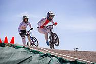 2021 UCI BMXSX World Cup<br /> Round 2 at Verona (Italy)<br /> Qualification<br /> ^mu#654 JAKOB, Cyrill (SUI, MU) Team_CH