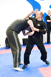 International Krav Maga Federation grading and bus seminar on the 14th November 2010..The Seminar and Grading was conducted by IKMF Chairman and Master Level Instructor, Avi Moyal, at the Scottish Martial Arts Centre, Dumyat Business Park, Tullibody..Pic ©2010 Michael Schofield. All Rights Reserved.