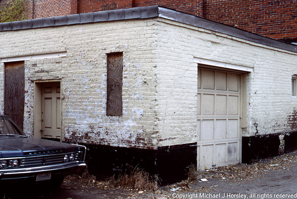 Location Unknown, Washington DC, 1985