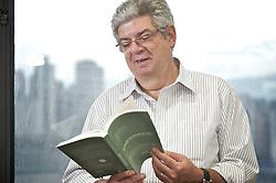 O ex-governador do Rio Grande do sul, Antônio Britto Filho (Santana do Livramento, 1 de julho de 1952) é um jornalista e executivo brasileiro, que exerceu os cargos de deputado federal, ministro da Previdência Social e governador do estado do Rio Grande do Sul. FOTO: Fabio Castro/Preview.com