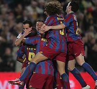 Barça-Getafe Foto: Pep Morata