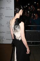 Erin O'Connor, Harper's Bazaar Women of the Year Awards, Claridge's, London UK, 03 November 2015, Photo by Richard Goldschmidt