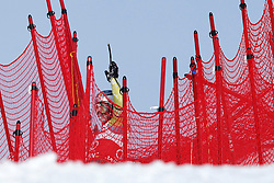 19.01.2013, Lauberhornabfahrt, Wengen, SUI, FIS Weltcup Ski Alpin, Abfahrt, Herren, im Bild Aksel Lund Svindal stuerzte vor der Minschkante (NOR) // after his crash during mens downhillrace of FIS Ski Alpine World Cup at the Lauberhorn downhill course, Wengen, Switzerland on 2013/01/19. EXPA Pictures © 2013, PhotoCredit: EXPA/ Freshfocus/ Christian Pfander..***** ATTENTION - for AUT, SLO, CRO, SRB, BIH only *****