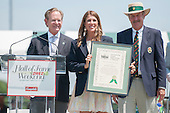2012 Tennis Hall of Fame Induction