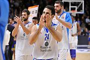 DESCRIZIONE : Eurolega Euroleague 2015/16 Group D Dinamo Banco di Sardegna Sassari - Maccabi Fox Tel Aviv<br /> GIOCATORE : Rok Stipcevic<br /> CATEGORIA : Ritratto Delusione Postgame <br /> SQUADRA : Dinamo Banco di Sardegna Sassari<br /> EVENTO : Eurolega Euroleague 2015/2016<br /> GARA : Dinamo Banco di Sardegna Sassari - Maccabi Fox Tel Aviv<br /> DATA : 03/12/2015<br /> SPORT : Pallacanestro <br /> AUTORE : Agenzia Ciamillo-Castoria/C.Atzori