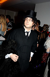 SEAN LENNON at Andy & Patti Wong's Chinese New Year party to celebrate the year of the Rooster held at the Great Eastern Hotel, Liverpool Street, London on 29th January 2005.  Guests were invited to dress in 1920's Shanghai fashion.<br /><br />NON EXCLUSIVE - WORLD RIGHTS