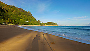 Haena Beach State Park, Kauai, Hawaii
