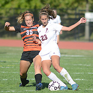 Pennsbury at Abington Girls Soccer