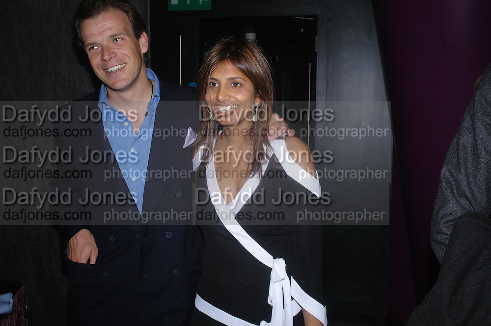 Divia Lalvani. party given by Daphne Guinness for Christian Louboutin  after the opening of his new shopt.  Baglione Hotel. 16 March 2004.  ONE TIME USE ONLY - DO NOT ARCHIVE  © Copyright Photograph by Dafydd Jones 66 Stockwell Park Rd. London SW9 0DA Tel 020 7733 0108 www.dafjones.com