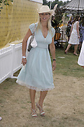 the Marchioness of  Milford Haven, Veuve Clicquot Gold Cup 2006. Final day. 23 July 2006. ONE TIME USE ONLY - DO NOT ARCHIVE  © Copyright Photograph by Dafydd Jones 66 Stockwell Park Rd. London SW9 0DA Tel 020 7733 0108 www.dafjones.com