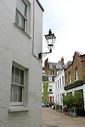 Oldbury Place, W1, in the Baker Street/Marylebone area of London