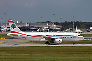 OD-MRM MEA - Middle East Airlines Airbus A320-200 at Malpensa (MXP / LIMC), Milan, Italy