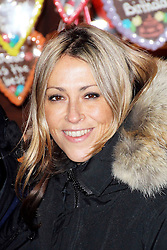 © Licensed to London News Pictures. 21/11/2013, UK.  Natalie Appleton. Hyde Park Winter Wonderland VIP Opening, Hyde Park, London UK, 21 November 2013. Photo credit : Richard Goldschmidt/Piqtured/LNP